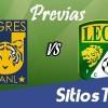 Previas Tigres vs León en J4