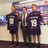 Carlos Salcedo es presentado oficialmente en la Fiorentina