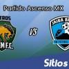 Potros UAEM vs Tampico Madero en Vivo – Online, Por TV, Radio en Linea, MxM – AP 2016 – Ascenso MX