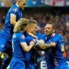 Islandia ganó 2-1 a Inglaterra y avanzó a cuartos