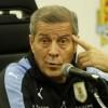 Tabárez dice que la ausencia de Sánchez en la final fue culpa de la Liga MX