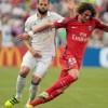 PSG derrota 3-1 al  Real Madrid en partido Amistoso
