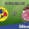 Ver America vs Toluca en Vivo – Online, Por TV, Radio en Linea, MxM – AP 2016 – Liga MX