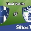 Ver Monterrey vs Pachuca en Vivo – Final Vuelta Clausura 2016 Liga MX – Domingo 29 de Mayo del 2016