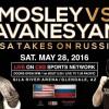 Shane Mosley vs David Avanesyan en Vivo – Sábado 28 de Mayo del 2016