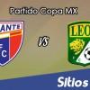 Atlante vs León en Vivo – Online, Por TV, Radio en Linea, MxM – AP 2016 – Copa MX