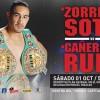 "Humberto ""Zorrita"" Soto vs Daniel ""Cañerito"" Ruiz en Vivo – Sábado 1 de Octubre del 2016"