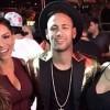 Neymar no dejará la fiesta, es su derecho