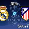 Real Madrid vs Atlético de Madrid en Vivo – Champions League – Sábado 28 de Mayo del 2016