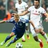 Besiktas 1-1  Dynamo Kiev en la Champions League