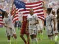 Convocadas de la Selección de Estados Unidos Femenil para el Preolimpico de Concacaf