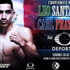Leo Santa Cruz vs Carl Frampton en Vivo – Box – Sábado 30 de Julio del 2016