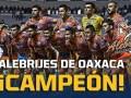 Alebrijes de Oaxaca es campeón del Ascenso MX y tiene medio boleto a primera