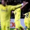 Villarreal vence 1-0 Napoli en Europa League