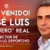 """José Luis """"El Güero"""" encargado de fuerzas básicas del Toluca"""