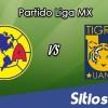 Ver America vs Tigres en Vivo – Online, Por TV, Radio en Linea, MxM – AP 2016 – Liga MX
