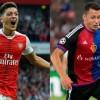Arsenal venció 2-0 a Basilea por el grupo A de la Champions League