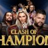 Clash of Champions 2016 en Vivo – Domingo 25 de Septiembre del 2016