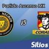 Leones Negros vs Coras Tepic en Vivo – Online, Por TV, Radio en Linea, MxM – AP 2016 – Ascenso MX