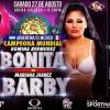 Barby Juárez vs Bonita Bermúdez en Vivo – Sábado 27 de Agosto del 2016