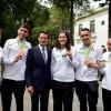 A los medallistas olímpicos no les importa la ratificación de Castillo en la CONADE