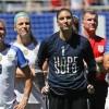 Hope Solo ha sido suspendida por la conducta que tuvo en los Juegos Olimpicos