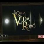 """Presentación de la telenovela """"Lo que la vida me robó"""""""
