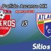 Ver Mineros de Zacatecas vs Atlante en Vivo – Ascenso MX en su Torneo de Apertura 2018