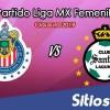 Ver Chivas vs Santos en Vivo – Liga MX Femenil – Clausura 2019 – Lunes 21 de Enero del 2019