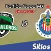 Cafetaleros de Tapachula vs Chivas en Vivo – Copa MX – Miércoles 20 de Febrero del 2019