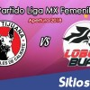 Ver Xolos Tijuana vs Lobos BUAP en Vivo – Liga MX Femenil – Lunes 15 de Octubre del 2018