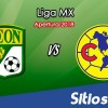 Ver León vs América en Vivo – Apertura 2018 de la Liga MX
