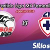 Lobos BUAP vs Cruz Azul en Vivo – Liga MX Femenil – Domingo 22 de Julio del 2018