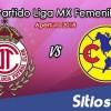 Ver Toluca vs América en Vivo – Liga MX Femenil – Lunes 24 de Septiembre del 2018