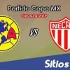 América vs Necaxa en Vivo – Copa MX – Martes 5 de Febrero del 2019