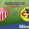 Ver Necaxa vs América en Vivo – Apertura 2018 de la Liga MX