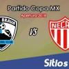 Tampico Madero vs Necaxa en Vivo – Copa MX – Martes 14 de Agosto del 2018