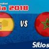 Ver España vs Marruecos en Vivo – Mundial Rusia 2018
