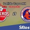 Mineros de Zacatecas vs Veracruz en Vivo – Copa MX – Martes 15 de Enero del 2019