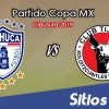 Pachuca vs Xolos Tijuana en Vivo – Copa MX – Miércoles 23 de Enero del 2019