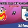 Ver Monarcas Morelia vs Querétaro en Vivo – Liga MX Femenil – Clausura 2019 – Domingo 17 de Febrero del 2019