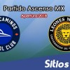 Ver Correcaminos vs Leones Negros en Vivo – Ascenso MX en su Torneo de Apertura 2018