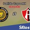 Leones Negros vs Atlas en Vivo – Copa MX – Martes 5 de Febrero del 2019
