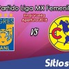 Ver Tigres vs América en Vivo – Final Vuelta – Liga MX Femenil – Sábado 15 de Diciembre del 2018