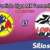 Ver América vs Lobos BUAP en Vivo – Liga MX Femenil – Sábado 17 de Noviembre del 2018