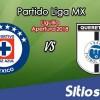 Ver Cruz Azul vs Querétaro en Vivo – Partido de Vuelta – Cuartos de Final – Apertura 2018 de la Liga MX