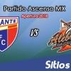 Ver Atlante vs Alebrijes de Oaxaca en Vivo – Vuelta Cuartos de Final – Ascenso MX en su Torneo de Apertura 2018