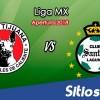 Ver Xolos Tijuana vs Santos en Vivo – Apertura 2018 de la Liga MX