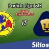 Ver América vs Pumas en Vivo – Partido de Vuelta – Semifinales – Apertura 2018 de la Liga MX