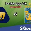 Ver Pumas vs Tigres en Vivo – Apertura 2018 de la Liga MX